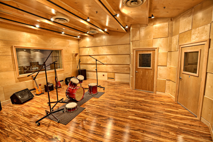 Media Acoustic Environments In Relation To Audio Recording
