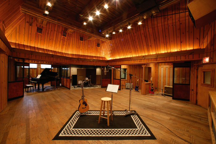 The importance of space in a mix part iii for Recording studio live room design