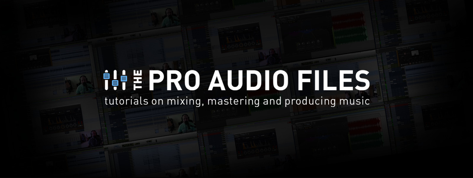 Welcome to Pro Audio Files!