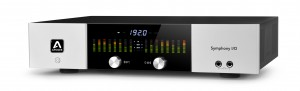 Apogee Symphony Digital Audio interface: Front View