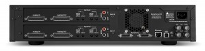 Apogee Symphony Digital Audio interface: Rear View