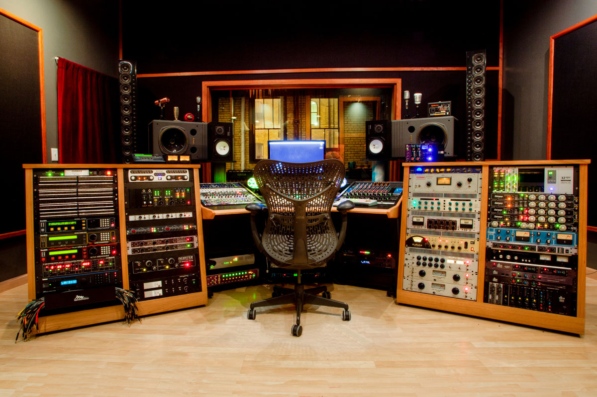 The Hideaway Studio - Minneapolis, MN