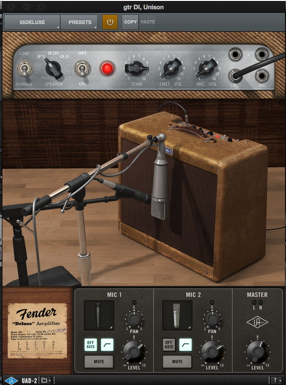 5 Tips for Getting Cleaner Guitar Tones from a UAD '55 Tweed