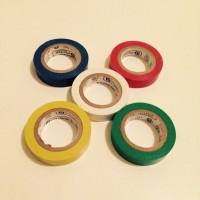 Colored Tape