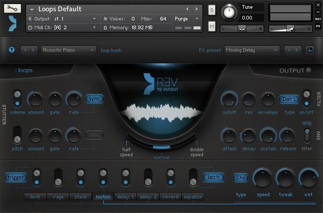 Output Sounds - REV