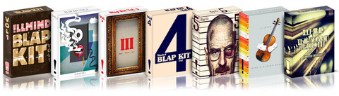 25% off !ll Mind's BLAP KITS