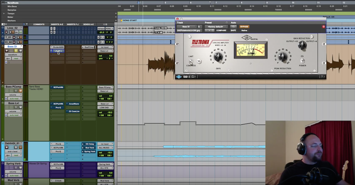How to Mix Bass with Layers of Parallel Processing — Pro Audio Files
