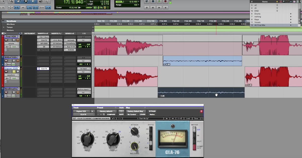 5 Tips for Recording Vocals in Pro Tools — Pro Audio Files