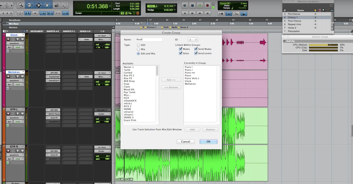hip hop pro tools session download