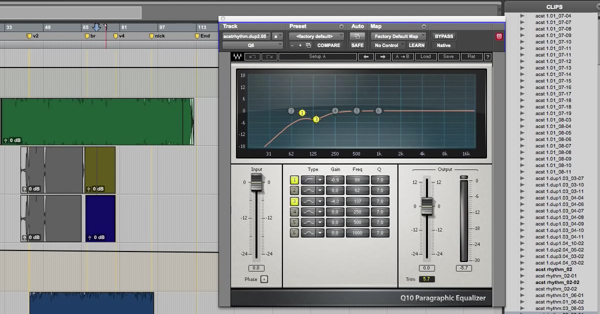 Tips for Mixing Vocals to an Instrumental — Pro Audio Files
