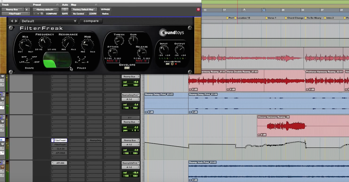 How to Create and Automate Vocal Harmonies with iZotope