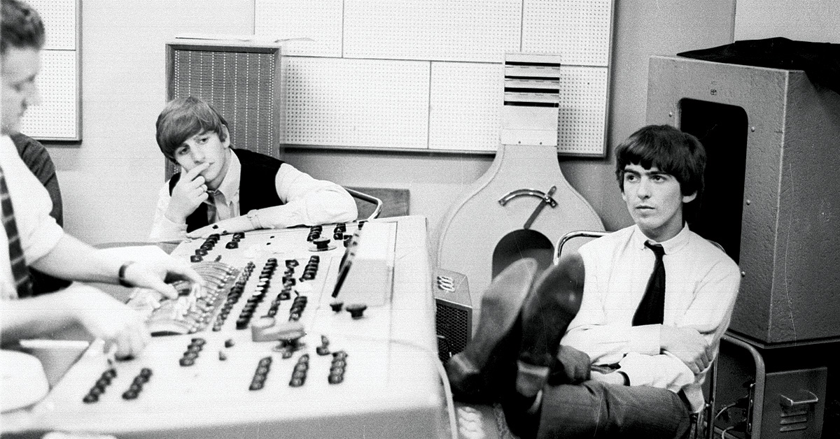 5 Music Production Secrets of The Beatles