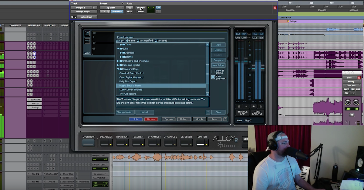 Faster Mixing with iZotope Alloy 2 — Pro Audio Files