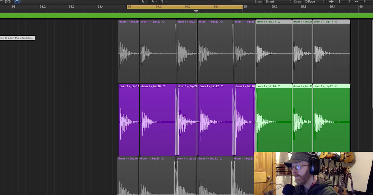 How Quantization Affects the Feel of a Drum Groove — Pro Audio Files