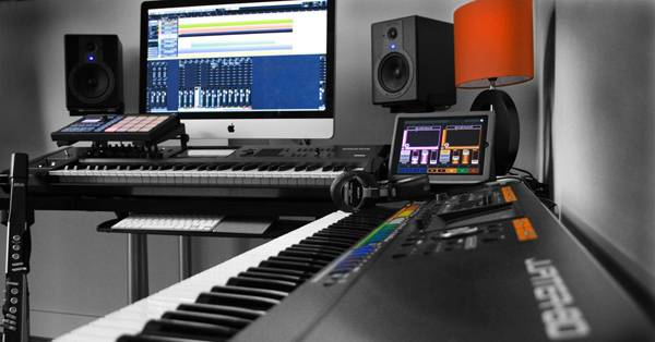 Awe Inspiring 8 Tips For Becoming A Better Home Studio Engineer The Pro Audio Largest Home Design Picture Inspirations Pitcheantrous