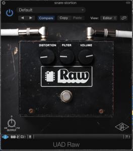 UAD Raw