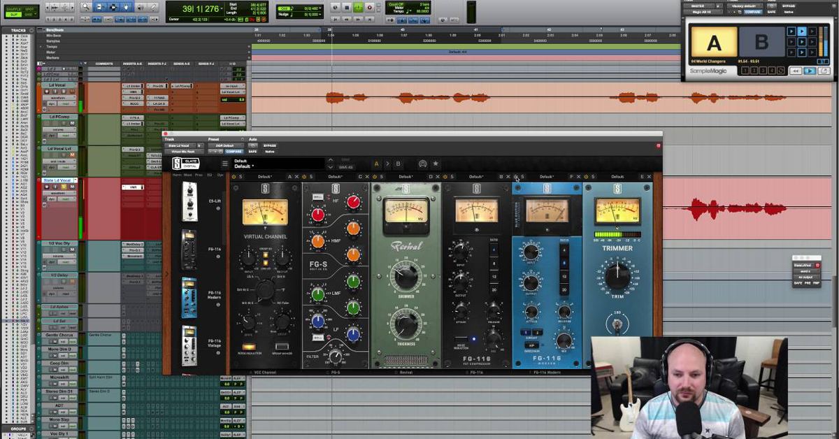 Tips for Mixing Rap Vocals with Multiband Compression — Pro Audio Files