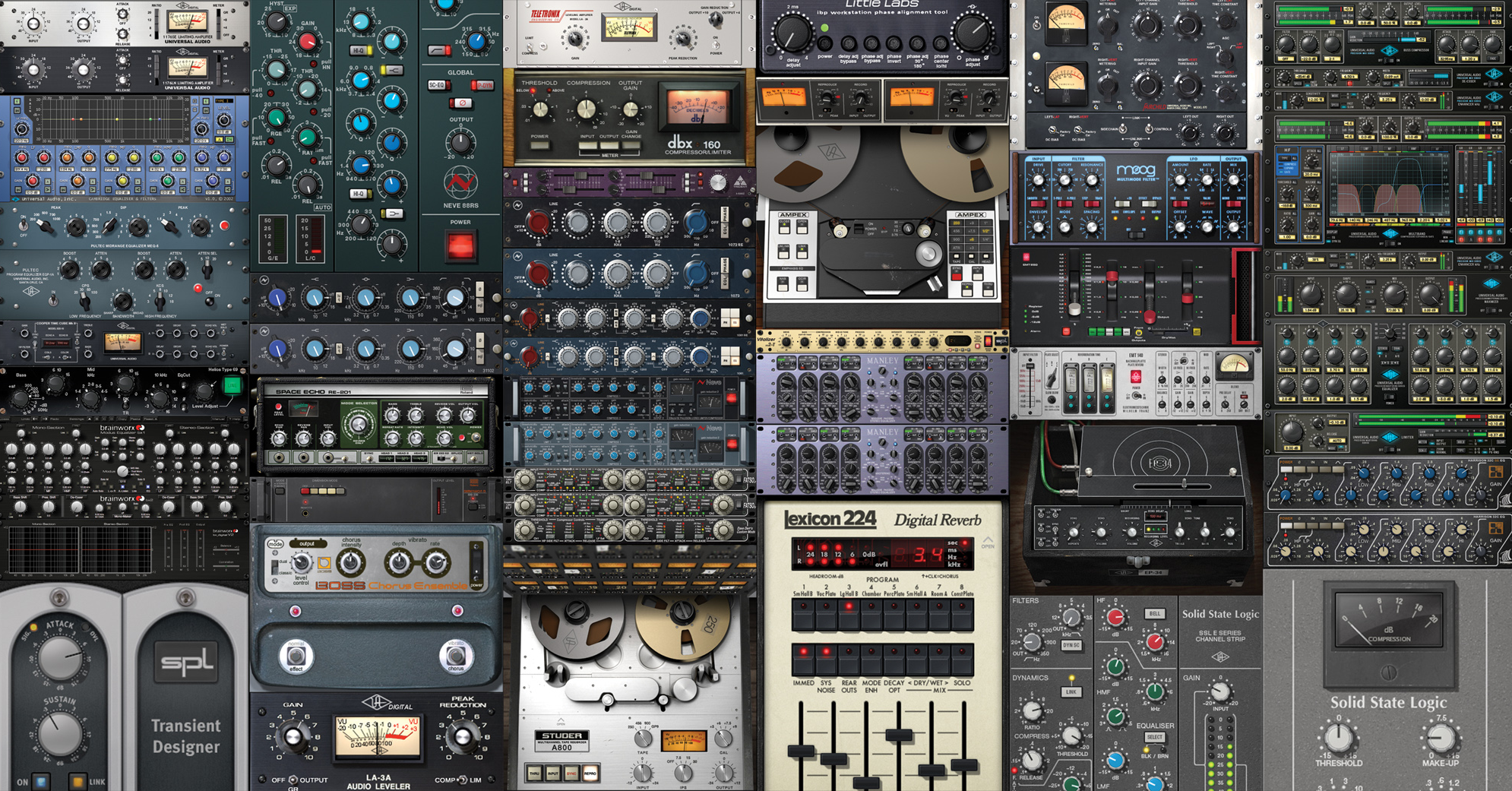 The Best Audio Plugins and FX Hardware of 2016