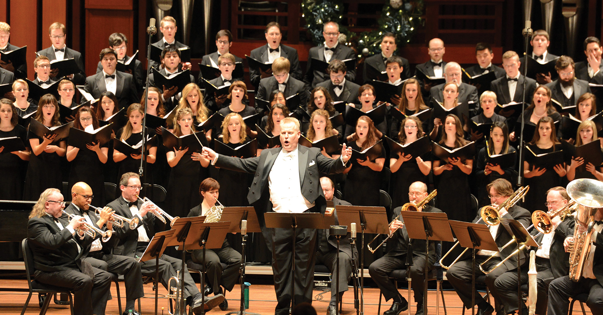 10 Tips for Recording a Choir