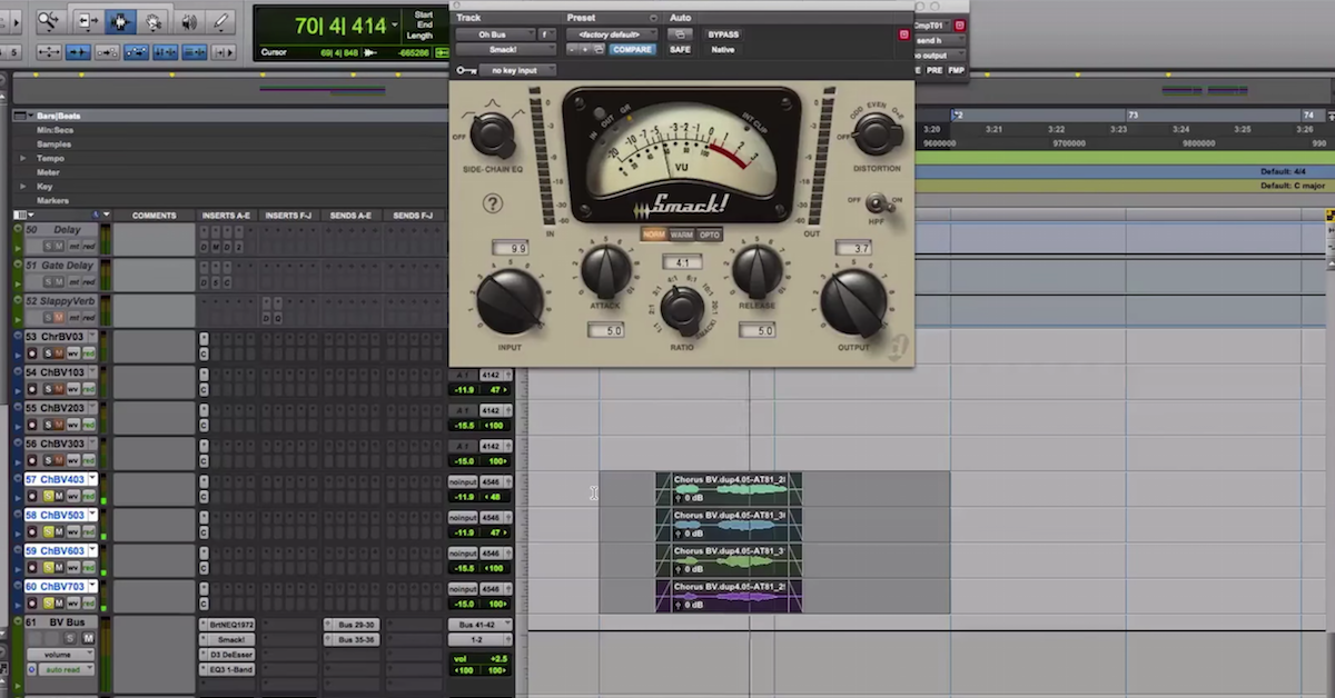 58 Quick Mixing, Producing and Sound Design Tips — Pro Audio