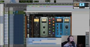 pro tools mix template