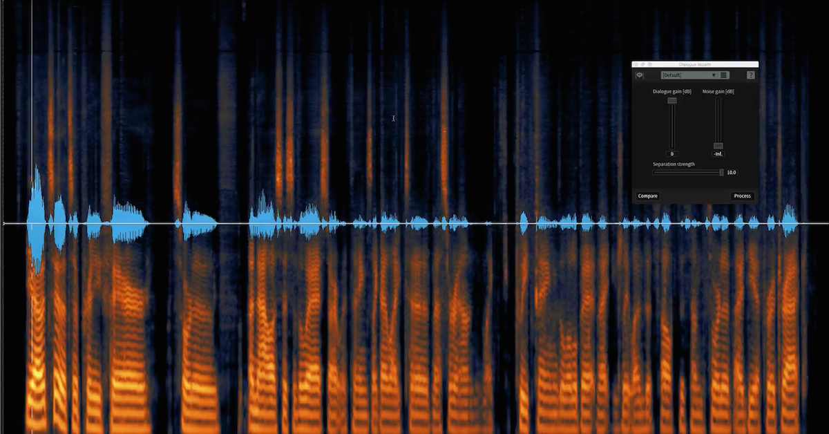 How to Use Spectral Repair in iZotope RX 6 — Pro Audio Files