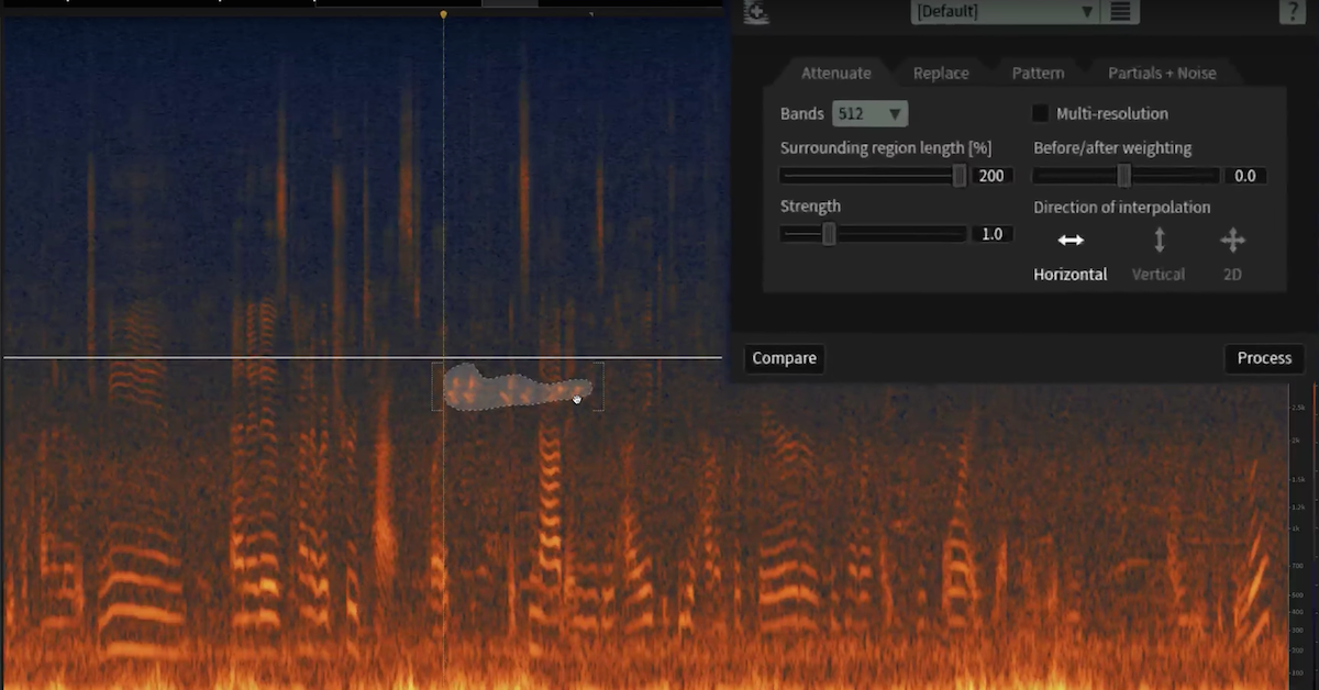 izotope rx 6 vocal isolation