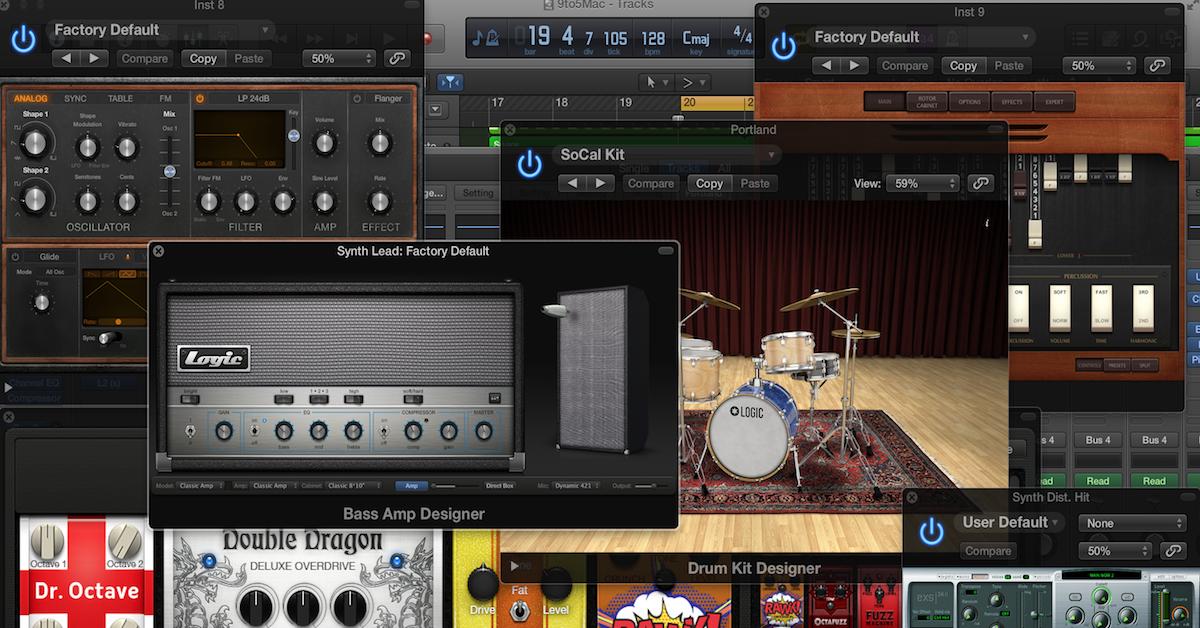 How to Enhance Logic's Stock Instruments — Pro Audio Files
