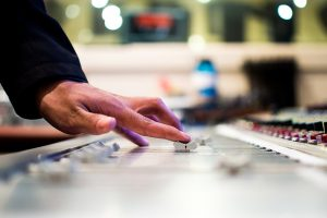 Don't be afraid to automate your master fader.