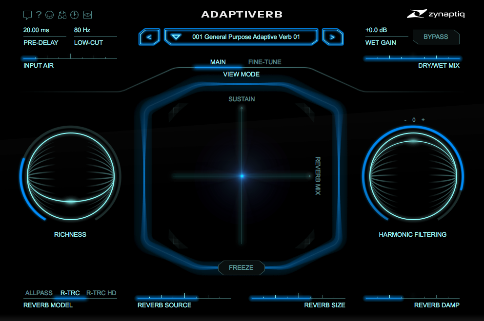 Adaptiverb: An Innovative Approach to Reverberation