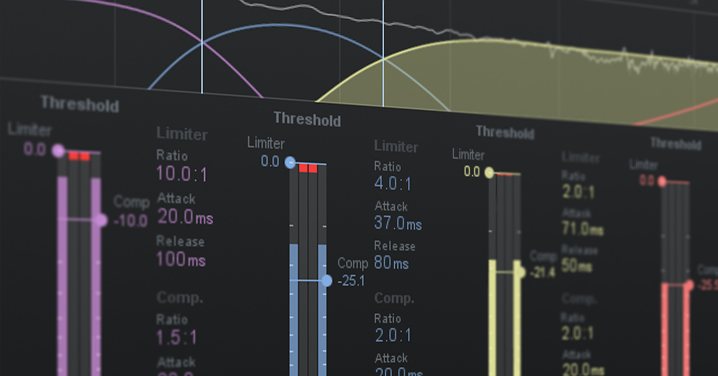 Multiband Compression: 9 Ways to Use Multiband Compressors in a Mix
