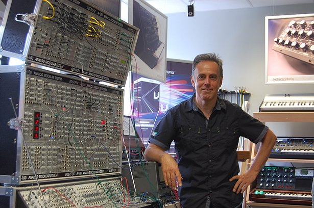 Dieter Doepfer Modular Synthesis