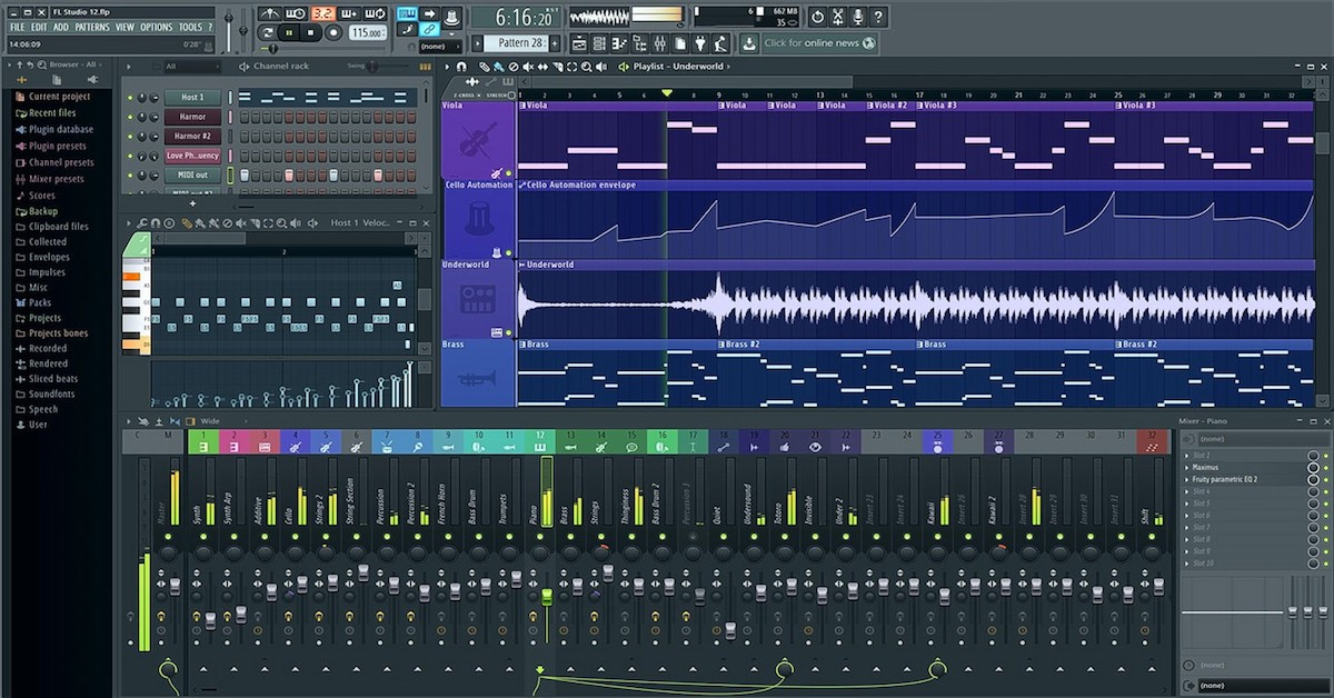 fl studio 12 plugins free download zip file