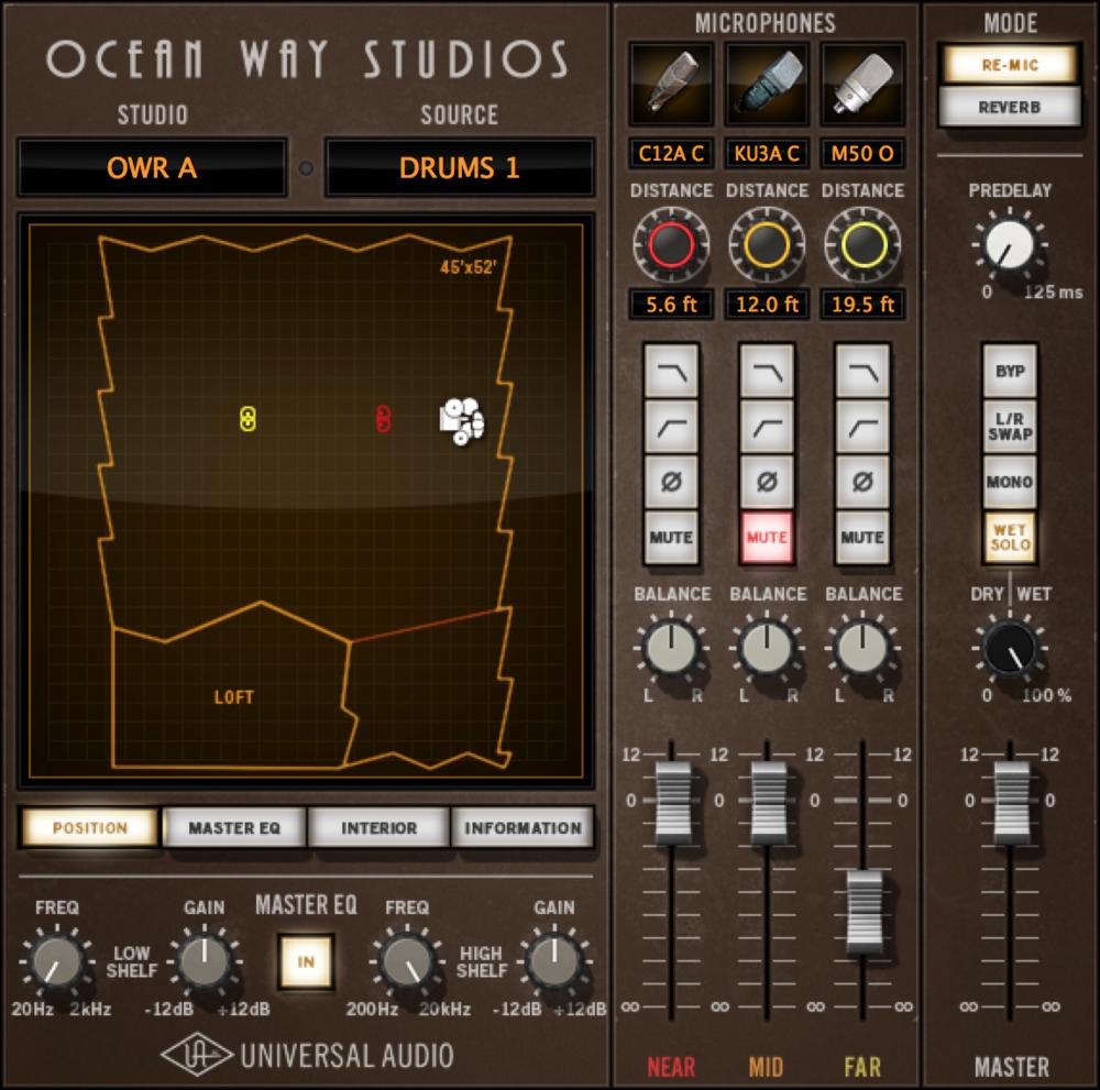 Universal Audio Oceanway