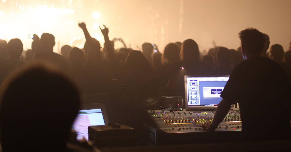 The Complete Guide to the Basics of Live Sound — Pro Audio Files