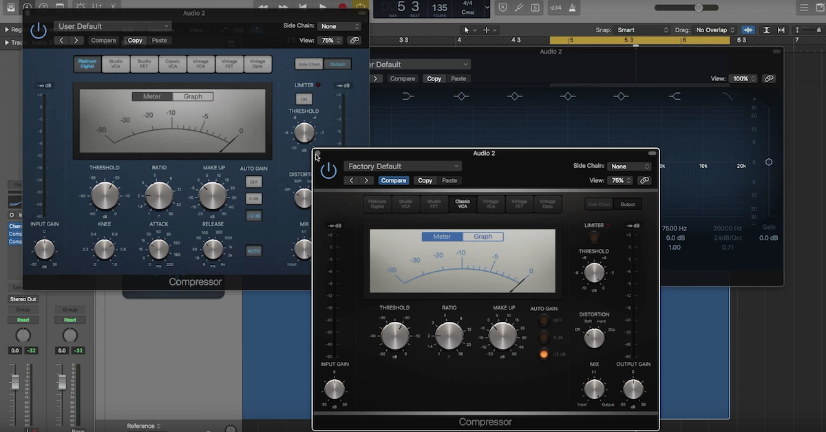 logic pro x software instruments