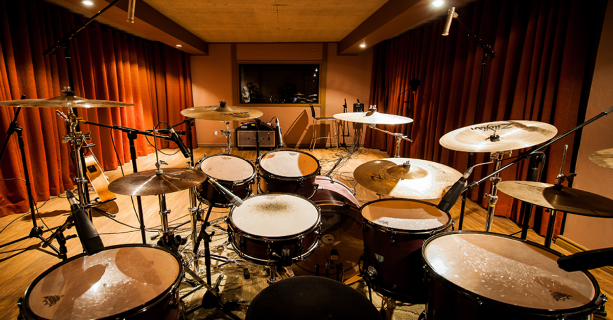 The Complete Guide to Mixing Drums — Pro Audio Files