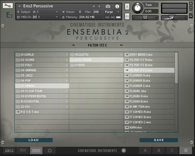 Review: Ensemblia 2 Percussive by Cinematique Instruments
