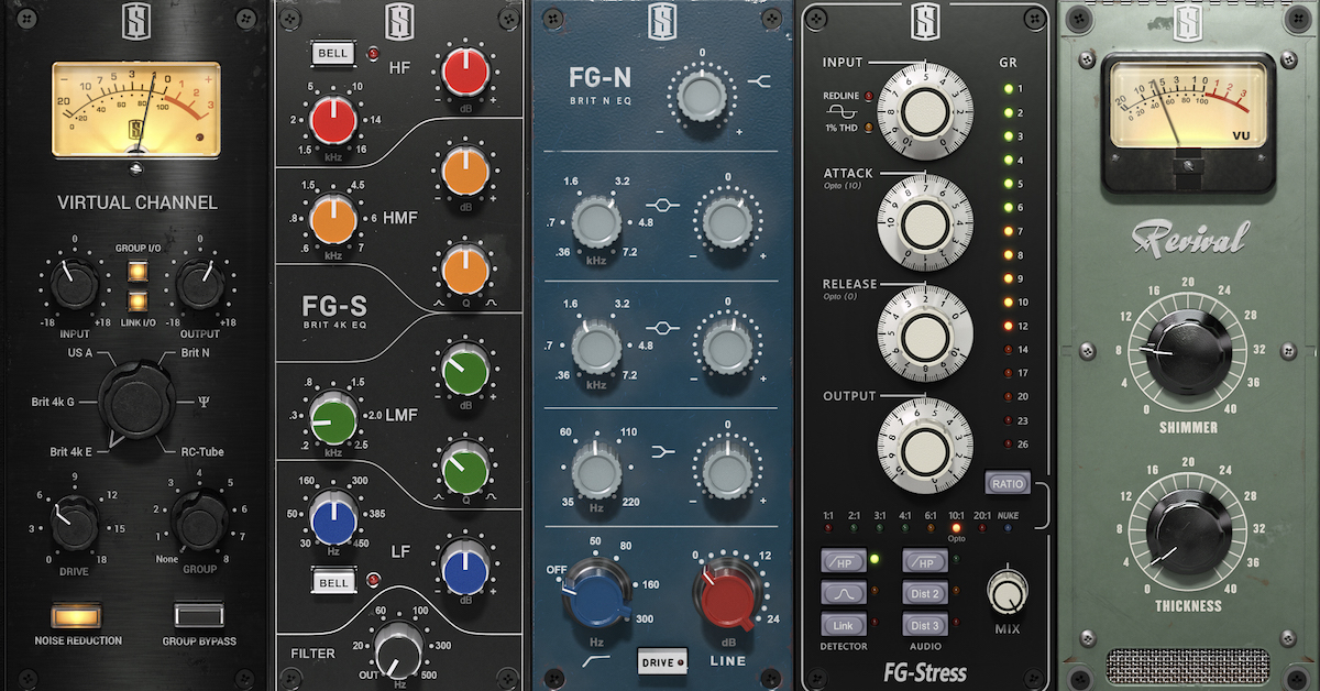 Slate Digital VMR: What Are the Analog Emulations in Virtual