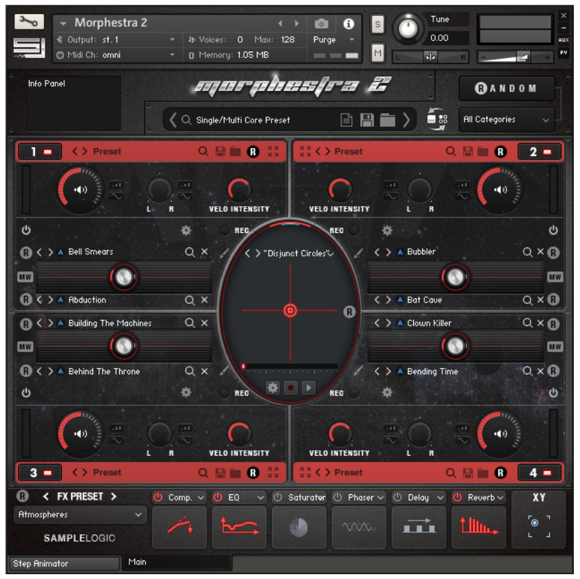 12 Sampling Instruments That Morph and Layer Multiple