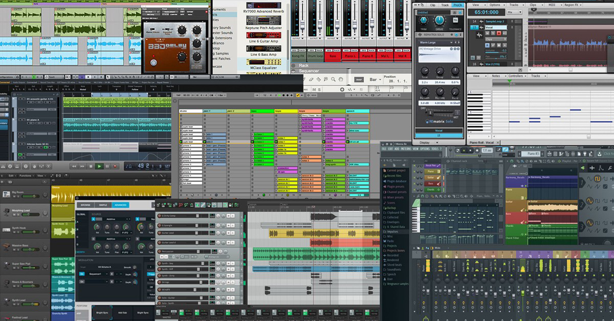 Best DAW: What Software to Use for Recording, Production
