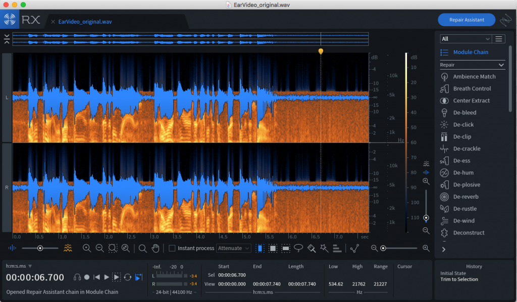 Review: RX7 by iZotope