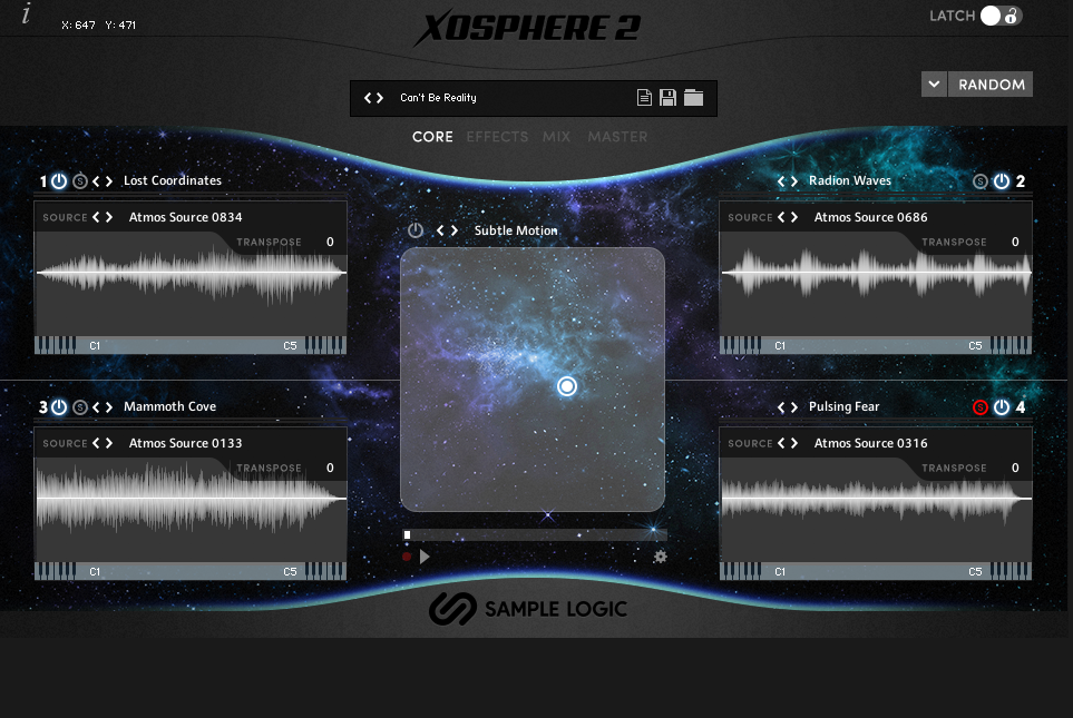Review: XOSPHERE 2 by Sample Logic