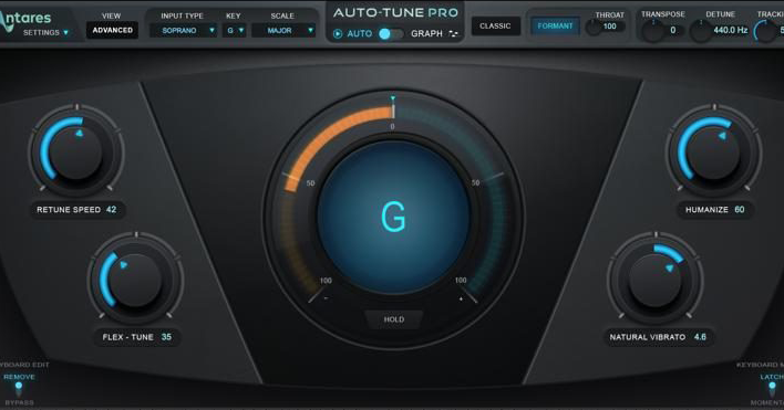 How to Creatively Use Antares Auto-Tune for Vocal Tuning