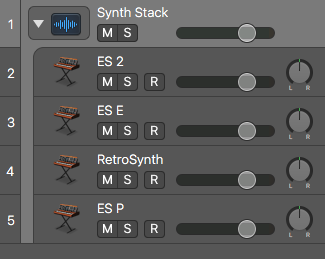 Orchestrating Synths: Layering, Stacking and Blending