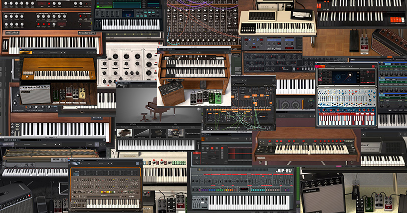 13 Plugins for Getting an 80s Vibe (+ Production & Mix Tips