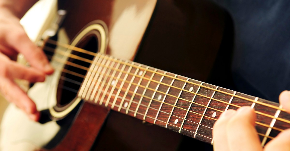 4 Tips for EQ'ing Acoustic Guitar in a Mix — Pro Audio Files