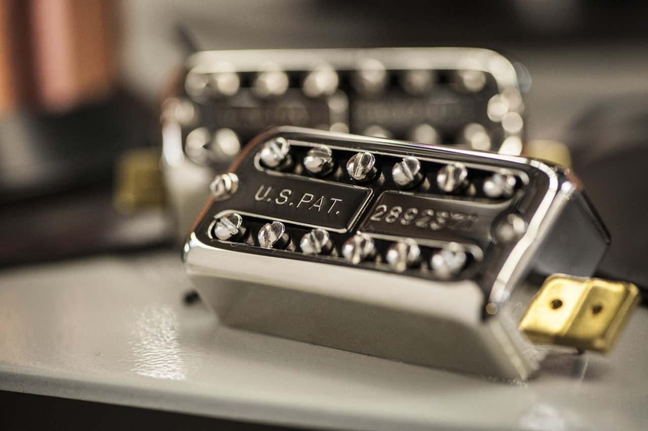 The Basics of Electric Guitar Pickups