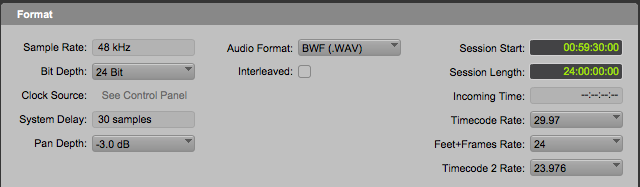 The Basics of Frame Rates in Audio Post Production