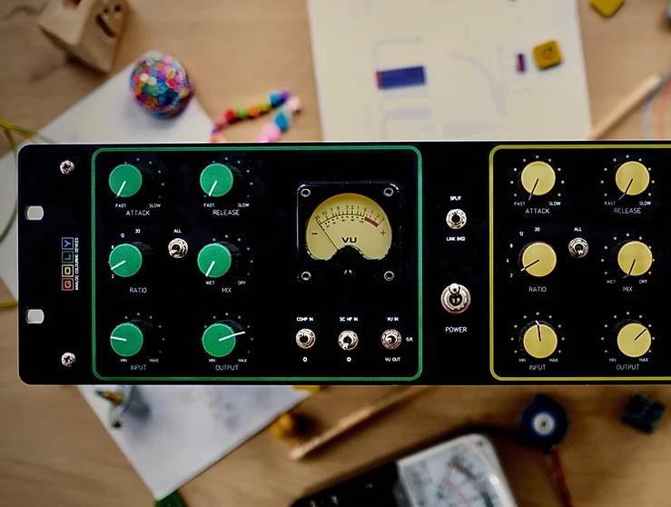 21 DIY Kit Sources for Pro Audio, Synth Modules & Instruments
